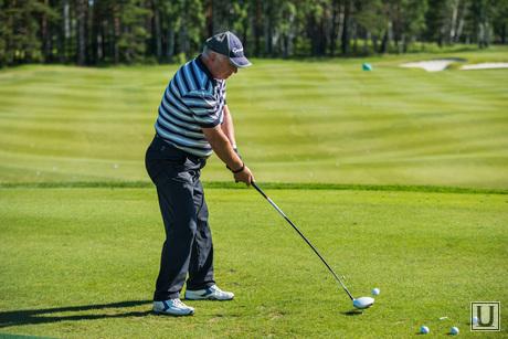 Pine Creek Golf Club. Верхняя Сысерть, спорт, скуратов сергей, гольф
