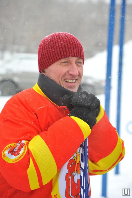Хоккей в валенках, Челябинская гордума против Заксобрания области, нациевский константин