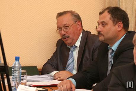 Заседания городской думы Курган, якушев александр, руденко сергей, заседания городской думы