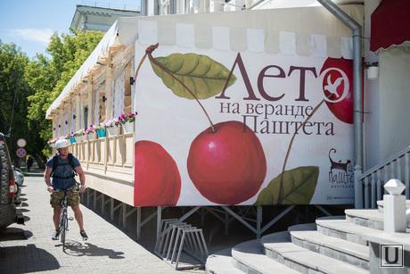 Веранды. Екатеринбург