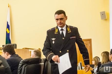 Тюмень. Генерал полиции Михаил Корнеев. Отставка2, корнеев михаил