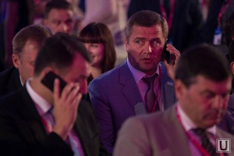 ИННОПРОМ-2014: проходка Дмитрия Медведева по выставке и пленарка. Екатеринбург