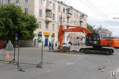 Ремонт Куйбышева Курган