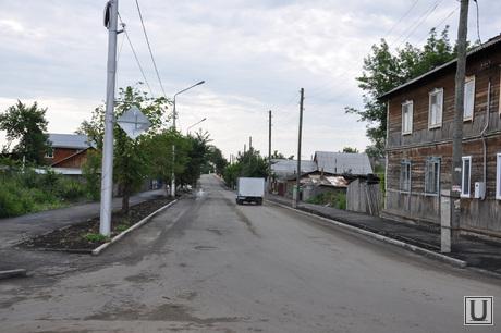 Дороги Кургана июль 2014 года , дороги кургана