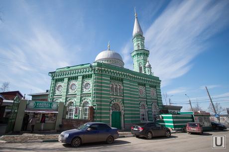 Пермь. Клипарт., пермская соборная мечеть