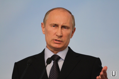 Путин. Екатеринбург, путин владимир, президент России