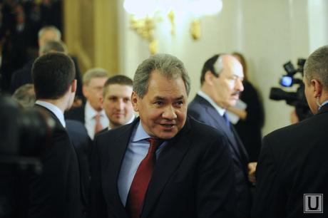 Послание президента Путина 12.12.12. Москва, шойгу сергей