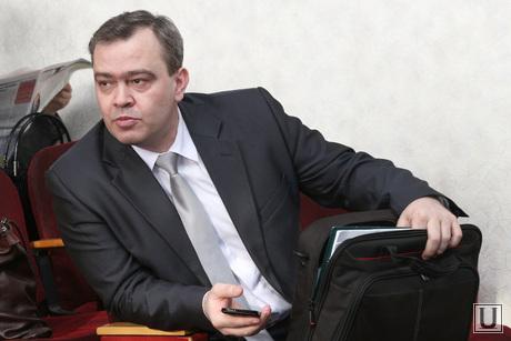День депутата в Альменевском районе, абрамов эдуард