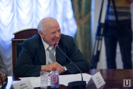 Встреча врио губернатора Бориса Дубровского с лидерами общественных мнений. Челябинск, сурков анатолий