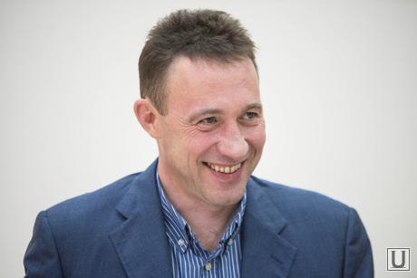 Игорь Холманских на совете движения