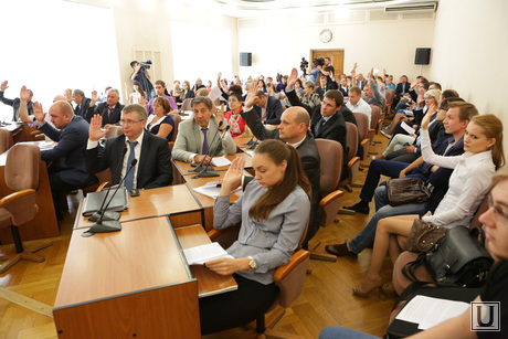 Общественные слушания по изменениям Устава Челябинска 30.07.20014