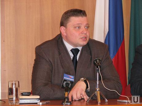 Юрий Коев, экс-первый заместитель руководителя администрации Кургана, коев юрий