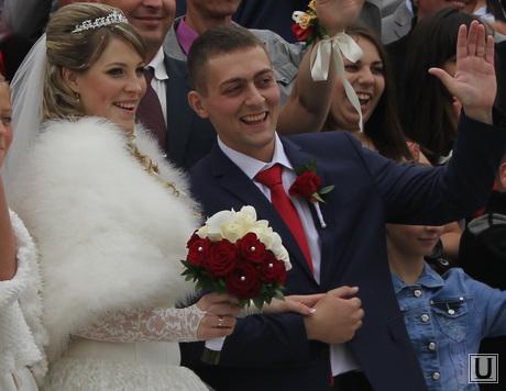 Тобольск, свадьба