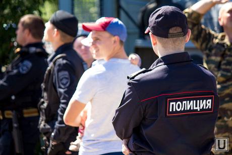 День ВДВ. Нижневартовск., полиция, десантники, день вдв