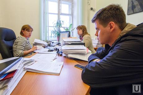 Переселенцы из Украины в УФМС. Екатеринбург