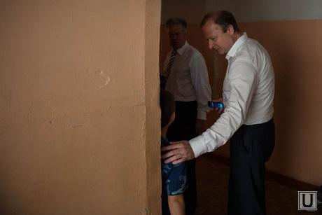 Виктор Шептий в лагере беженцев. Каменск-Уральский, шептий виктор