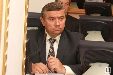 Заседания Правительства области  Курган, гусев эдуард