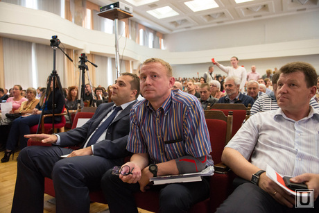 Публичные слушания по строительству ЕКАД. Екатеринбург, тушин сергей, мямин сергей