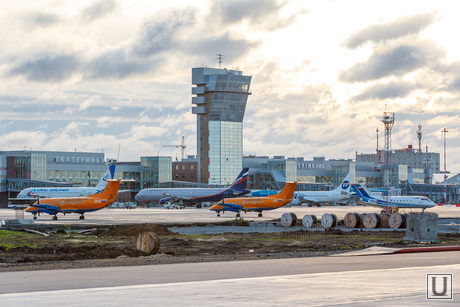 Споттинг в Кольцово. Екатеринбург, аэропорт кольцово, кольцово, самолеты