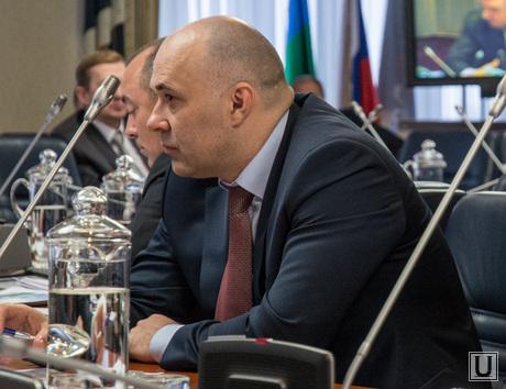 Комитет думы ХМАО по бюджету 10 декабря 2013 , Андрей Филатов