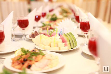 Клипарт 3, банкет, ресторан, еда, засстолье
