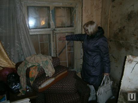 Тюмень. Аварийный дом Гастелло 55, аварийный дом Гастелло 55