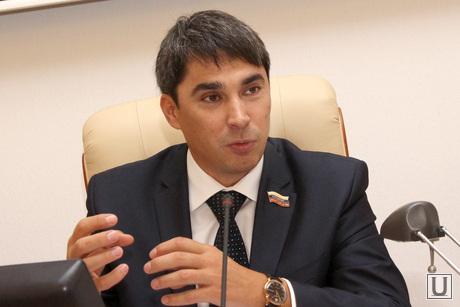 Заседания комитета облдумы по экономической политике Курган, кафеев евгений