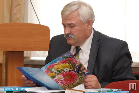 Выборы Главы Кургана, дударев виктор, открытка от хабарова
