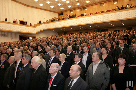 Инаугурация Алексея Кокорина Курган, инаугурация кокорина