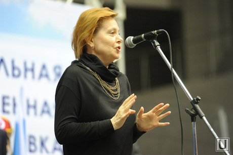 губернаторы Урала, комарова наталья