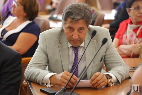 Общественные слушания по изменениям Устава Челябинска 30.07.20014, бодров владимир
