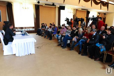 Орлов Андрей. пресс-конференция. Челябинск., пресс-конференция