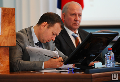 Заседание правительства. Челябинск., евдокимов вадим