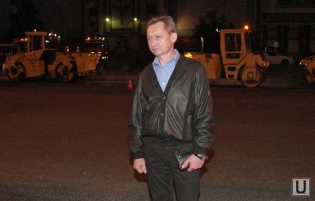 Попов показывает дороги в Сургуте, попов дмитрий