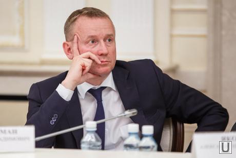 Оргкомитет по 300-летию Екатеринбурга в резиденции, тушин сергей