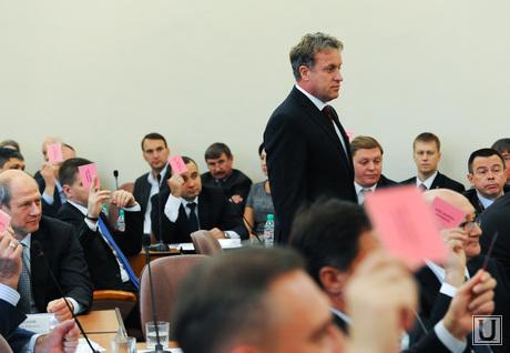 Заседание городской думы. Челябинск., павленков владимир