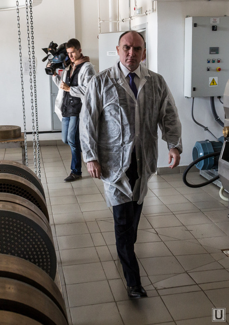 Борис Дубровский на объектах. Магнитогорск , дубровский борис