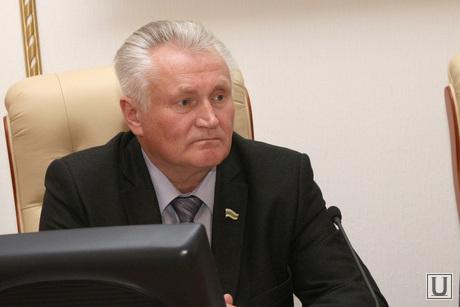 Заседание Правительства области  Курган, жданов сергей