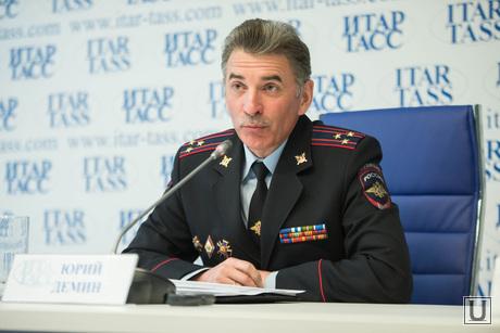 Пресс-конференция в ИТАР-ТАСС с Юрием Деминым. Екатеринбург, демин юрий