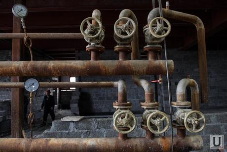 Строительство Нижне-туринская ГРЭС., водопровод, тепло, жкх, вентель, отопительный сезон