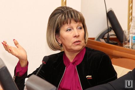 Заседания комитета облдумы по экономической политике  Курган, воинкова татьяна