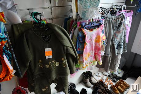 Искорка. Движение помощи онкобольным детям. Челябинск., вещи, благотворительный бутик