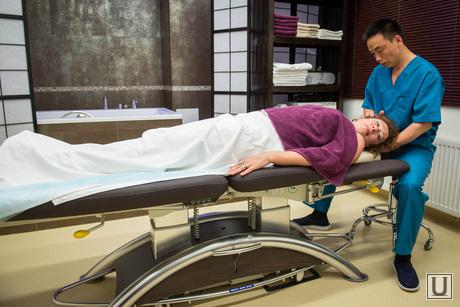 Центр тибетской медицины, УГМК-здоровье. Екатеринбург, медицина, лечение, процедура, кабинет врача