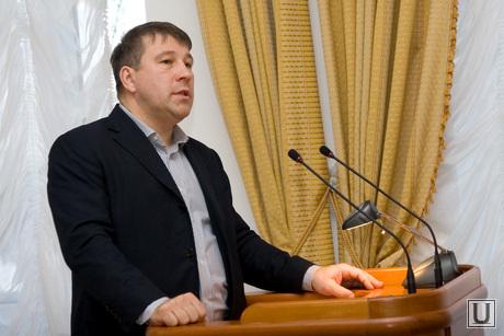 Совет муниципальных образований  здание правительства области  Курган, докин дмитрий