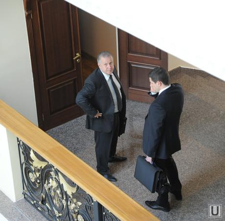 Правительство Челябинской области, галичин александр, министр экологии челябинской области