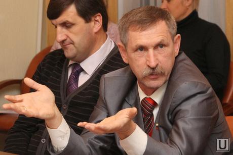 Комитет облдумы по соцполитике Курган, сыренков сергей