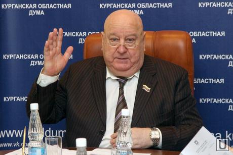 Комитет областной Думы по соцполитике Курган, сапожников александр