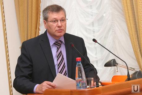 Итоги социально-экономического развития области Курган, севостьянов сергей