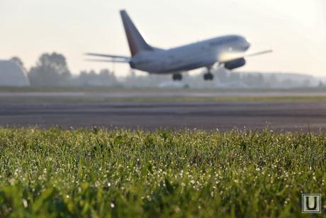 Споттинг в Кольцово, самолет, авиа, роса