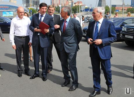 Правительство Челябинской области, юревич михаил, давыдов сергей , комяков сергей, тупикин виктор, карликанов юрий